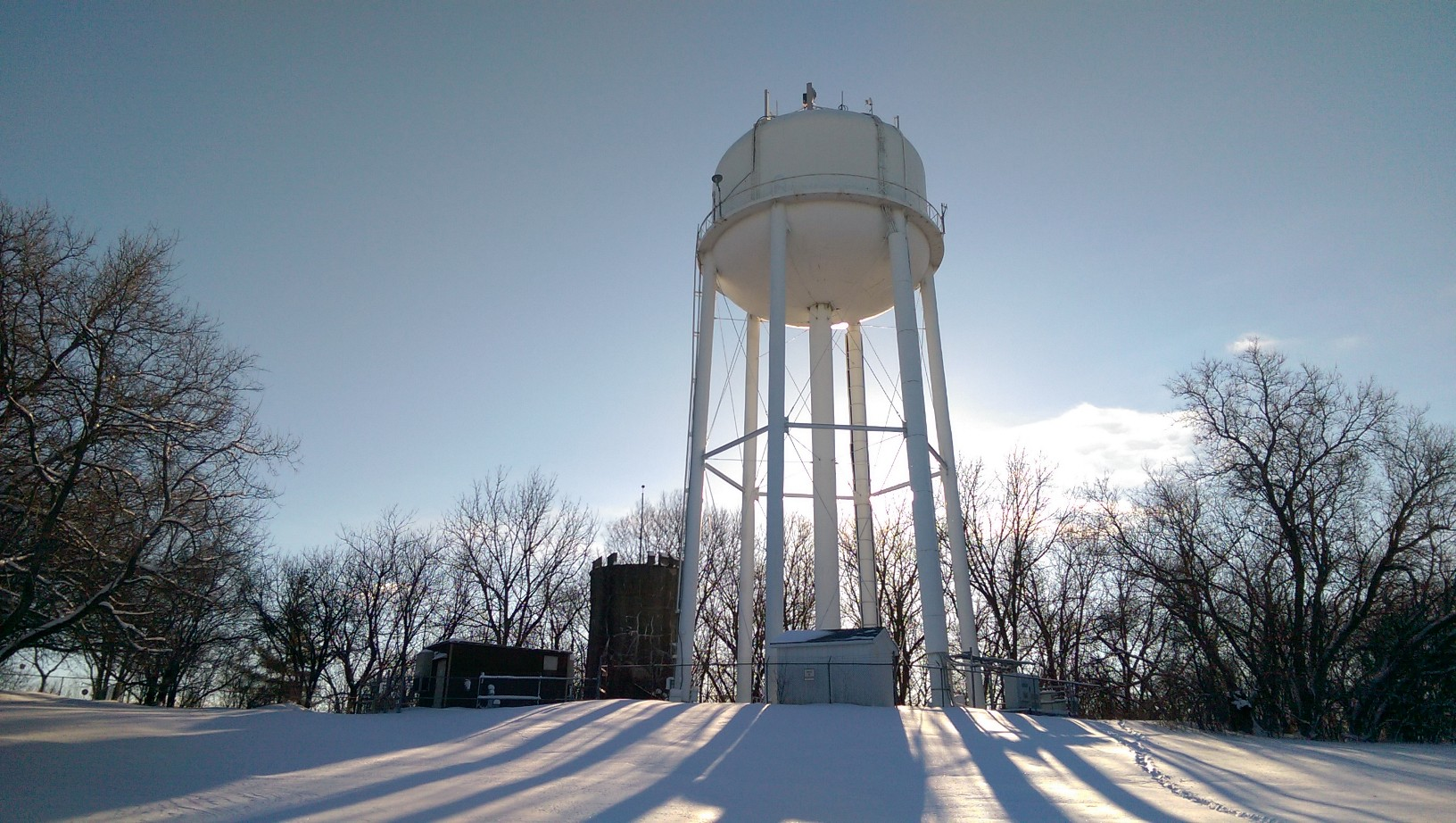 HIGH ROAD WATER TOWER