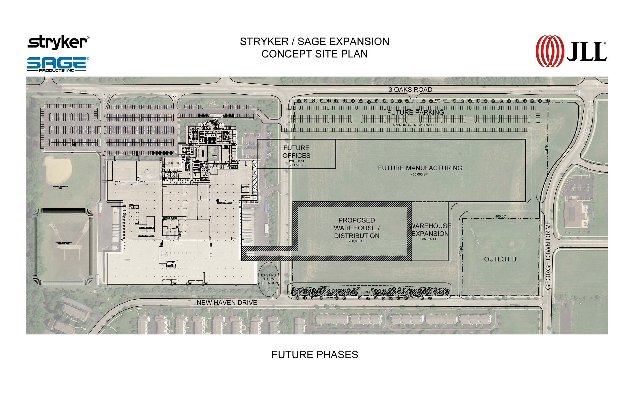 Phase 2 Site Plan