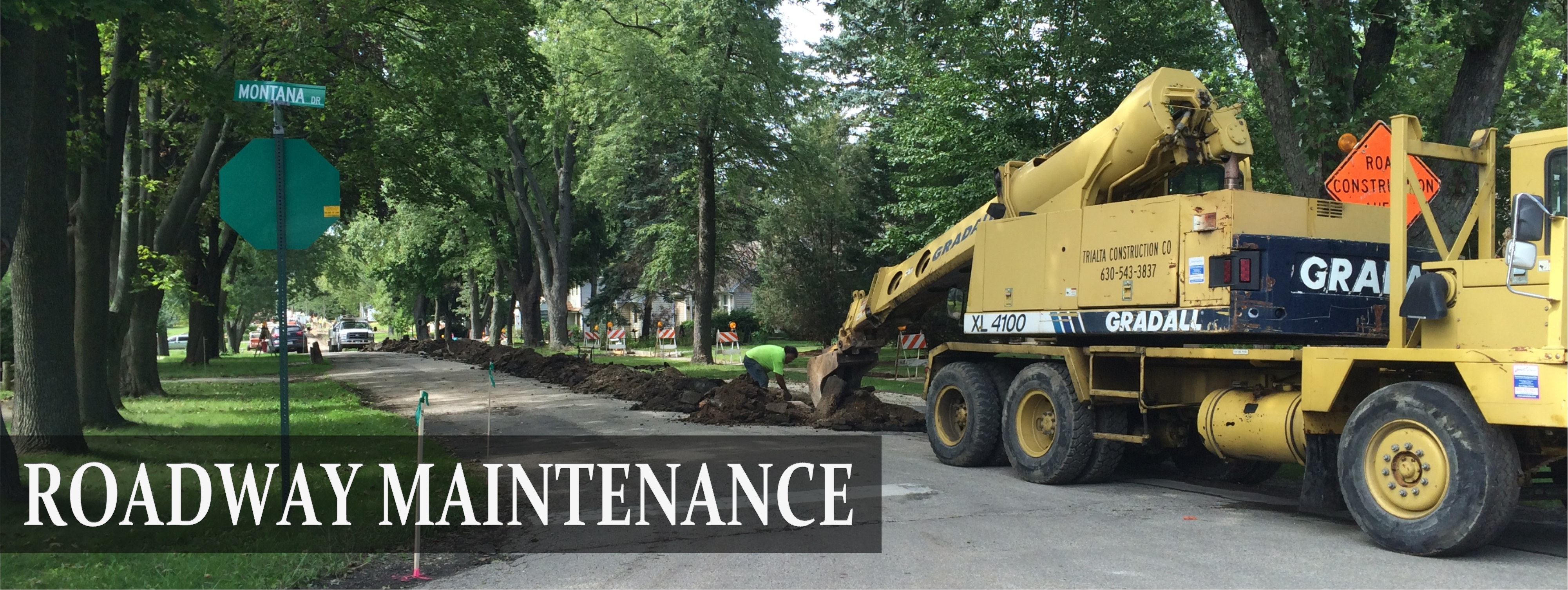 ROADWAY MAINTENANCE