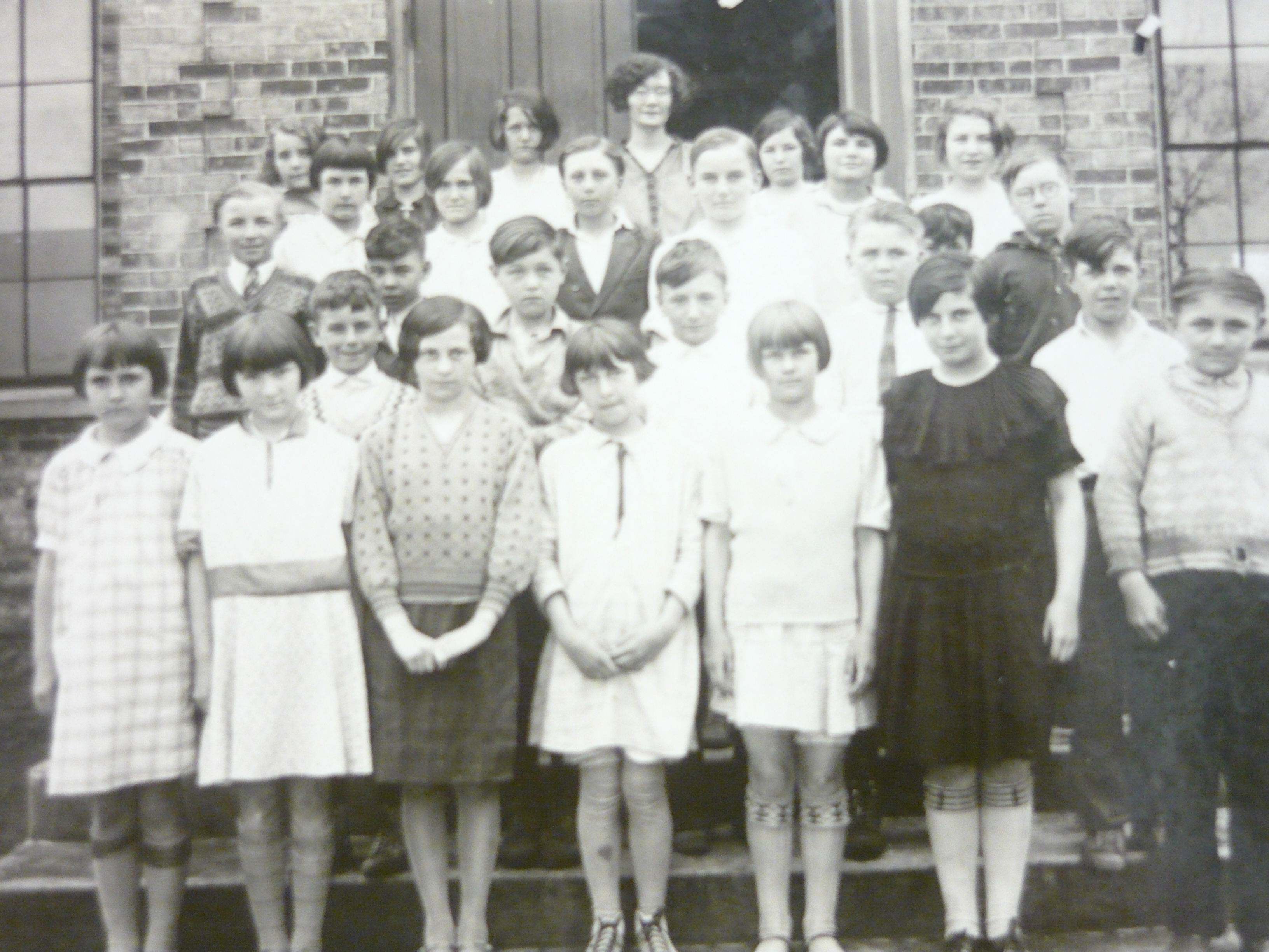 West Main Street School - 1927