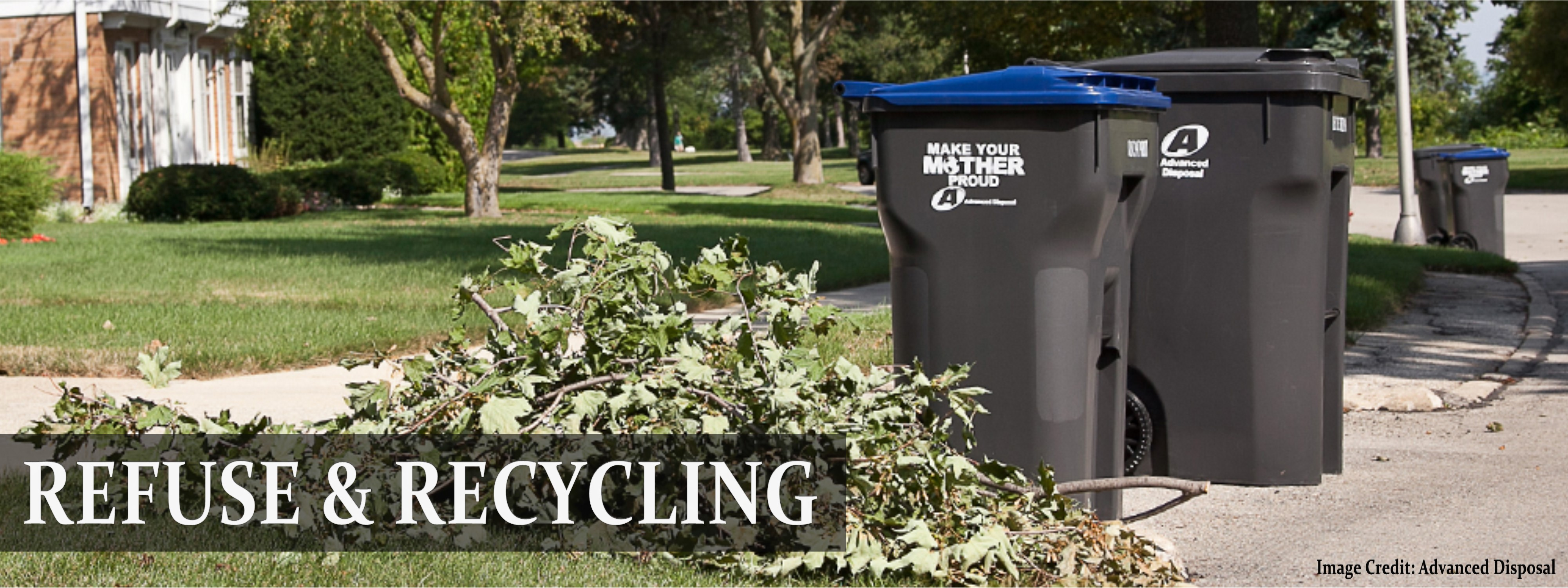 REFUSE AND RECYCLING
